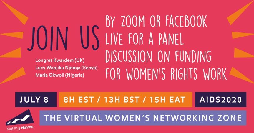 The scandalous lack of funding for women's rightsorganisations